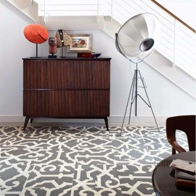 FLOR tiles - a unique and budget friendly way to create custom area rugs