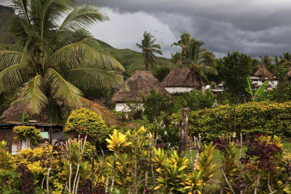Ostrovy západního Pacifiku (Cookovy ostrovy, Samoa, Tonga, Fidži)