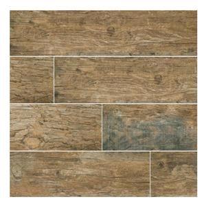 Redwood Natural 6 X 24 Porcelain Tile Nebraska Furniture Mart Flooring Pinterest