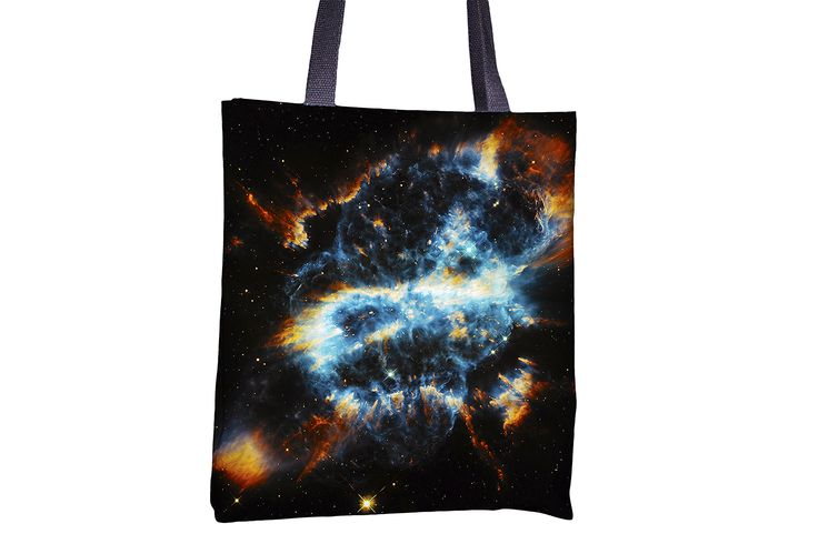 """Tote Bag - """"Nebula NGC 5189"""" http://www.lawleypop.ca/shop/product/tote-bag-ngc-5189-nebula/ OFFICIAL LAWLEYPOP MERCHANDISE #allover #full #seamless #doublesided #print #printed #printing #lawleypop #lwleypop #lawleypopdesign #lawleypopmerch #fashion #accessories #style #bags #totes #totebags #handbags #shoulderbags #chic #street #urban #unique #custom #photography #landscape #nature #hubble #nasa #science #scifi #space #deep #astrology #astronomy #nebula #bigbang #star #label #logo #brand…"""