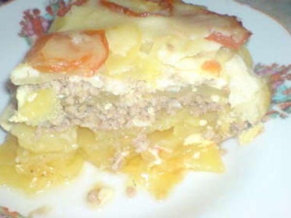 Rețetă Musaca de cartofi cu carne, de Teocris78@gmail.com - Petitchef