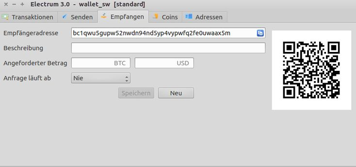 Electrum 3.0 is first Wallet to enable Bech32 SegWit Addresses
