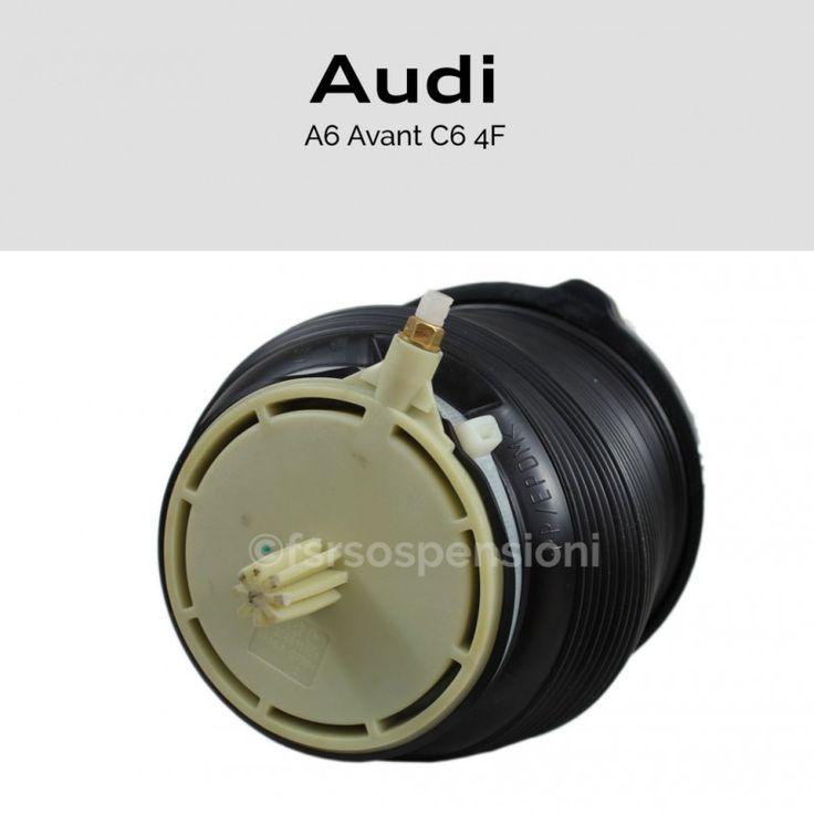 Molla ad aria Audi A6 C6 4F Avant Allroad posteriore destro/sinistro