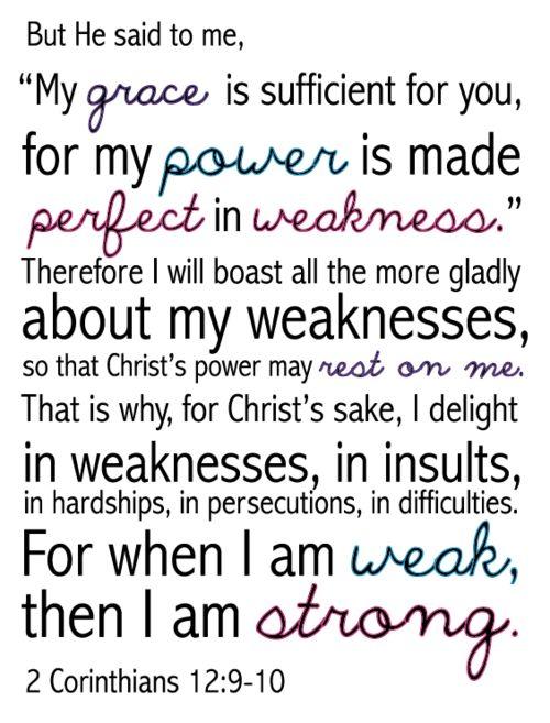 2 Corinthians 12:9-10: Corinthians 12 9 10, 2 Corinthians, Bible Ver About Rest, Quote, Scripture, Bible Ver About Weak, Corinthians 12910, God Grace, Favorite Ver
