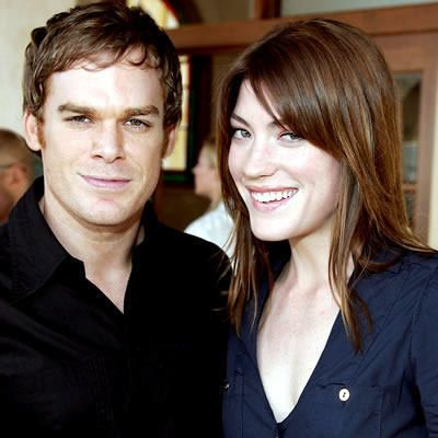 Michael C. Hall and Jennifer Carpenter (Dexter) | 10 Famous Off-Screen TV Couples You Never Knew About
