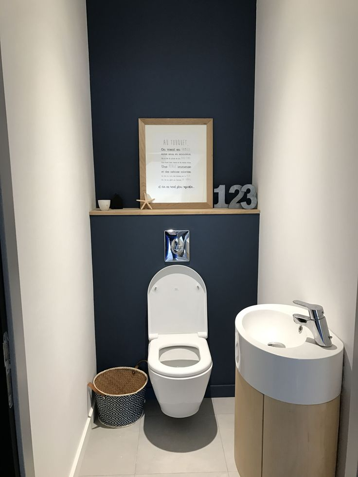 10+ Beautiful Half Bathroom Ideas para sua casa   – Badezimmer / WC