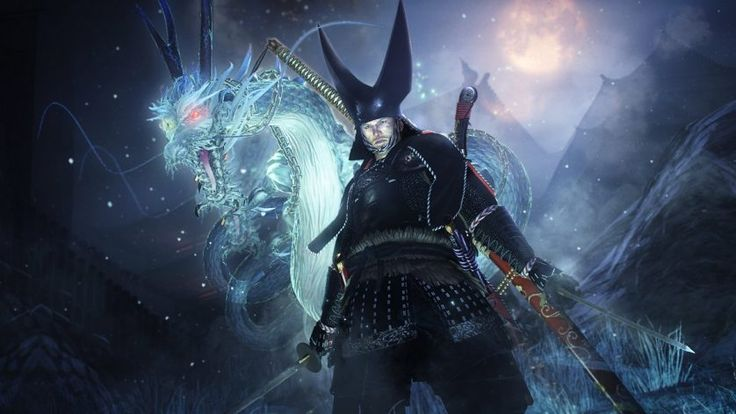 Nioh's 'Dragon of the North' DLC gets a release date and trailer