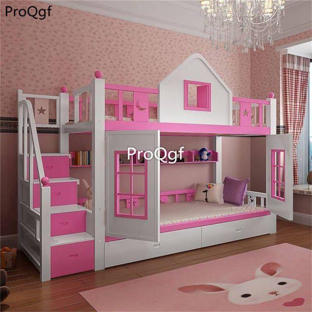 Online Shop Ngryise 1 Set Children Up Down Bedroom Bed Girl Boy Like Aliexpress Mobile Kids Room Furniture Bed For Girls Room Room Design Bedroom