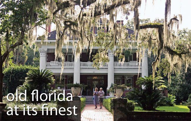 Quick Escapes - Old Florida at its Finest | Florida Travel + Life