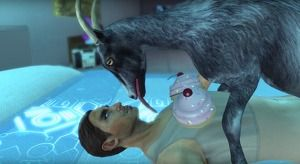 Goat Simulator goes to space in new expansion due tomorrow