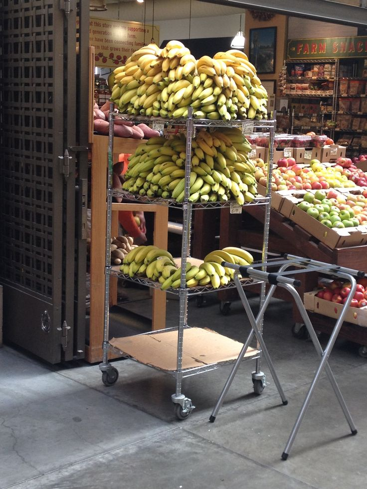 Yes! We have bananas!
