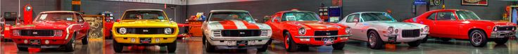 Greenwood, IN Classic Car Dealer | Ray Skillman Collector Car Sales | Classic and Vintage Cars for Sale