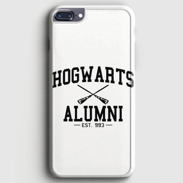 Hogwarts Alumni White iPhone 7 Plus Case