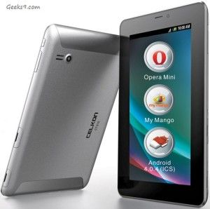 Celkon CT 910 Tablet Features, Specifications and Price: A new model in the tablet market in India named as the Celkon CT 910 Tablet has been released. The Celkon CT 910 specifications could not resist the customers for buying this Android tablet. We have given here Celkon CT 910 price and features. With variety of products both in budget and mid price range, the Celkon is becoming more popular with each of its new release.