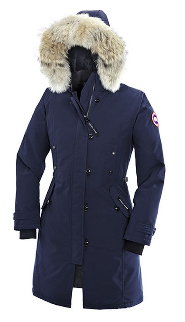 Canada Goose Women Canada Goose Blue [Canada  - $307.00 :the wearer remains warm and comfortable.