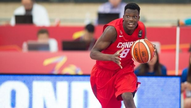 Winnipegs Akot Commits To Arizona Wildcats   By Scott Taylor MyToba.ca  It is no surprise that Winnipegs Emmanuel Akot has emerged as one of Canadas finest young basketball players. For those who know him its also unsurprising that he has committed to play NCAA Division 1 basketball for the University of Arizona Wildcats in 2018-19.The 6-foot-8 198-pound small forward who has played his last two seasons at Wasatch Academy Prep in Mt. Pleasant Utah is ranked No. 28 in the 2018 Rivals 150 NCAA…