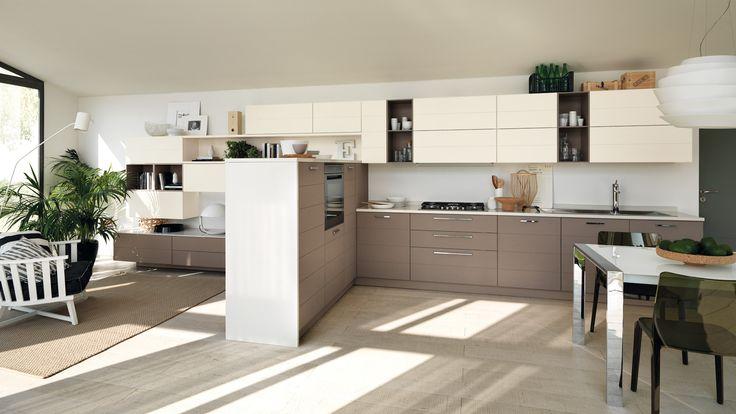 Cucina Open Scavolini - precedent for nakheel