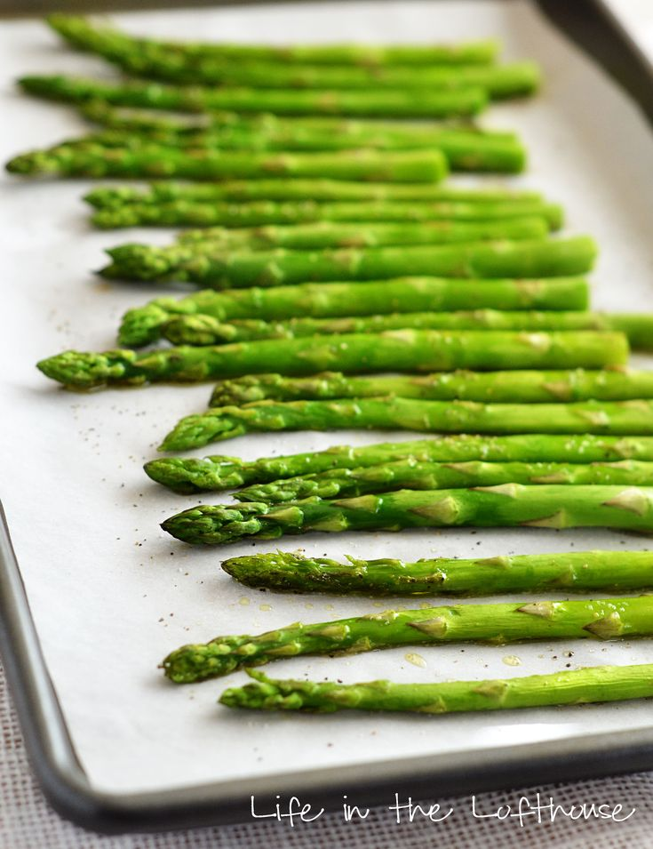 The 25 best oven roasted asparagus ideas on pinterest asparagus oven roasted asparagus ccuart Gallery