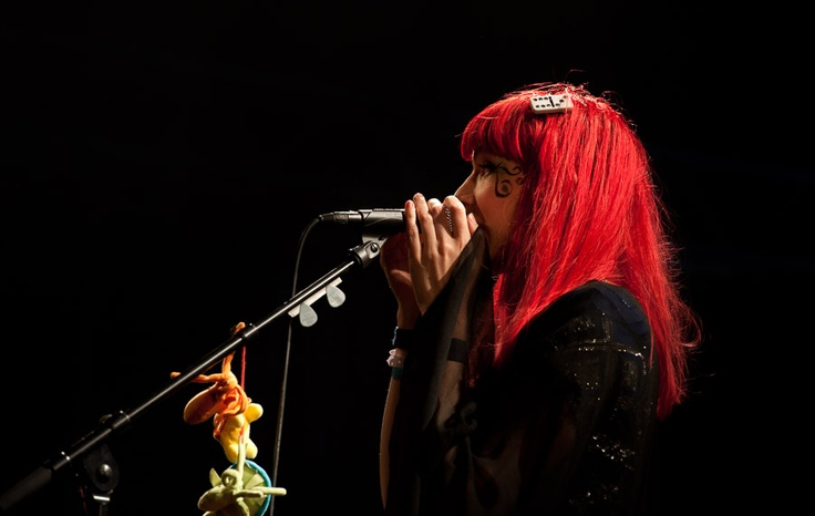 Gabby Young and other animals  by Wouter Moné