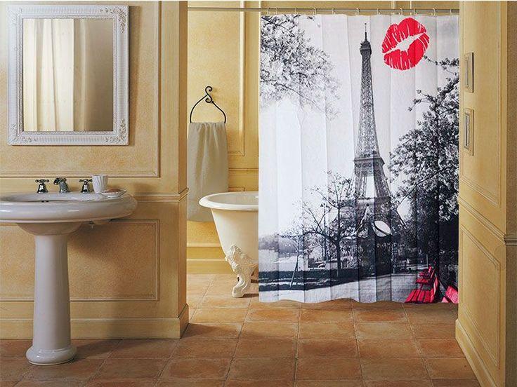 #decoracion #decoratingideas #decorar #bathroom #cortinas #baños