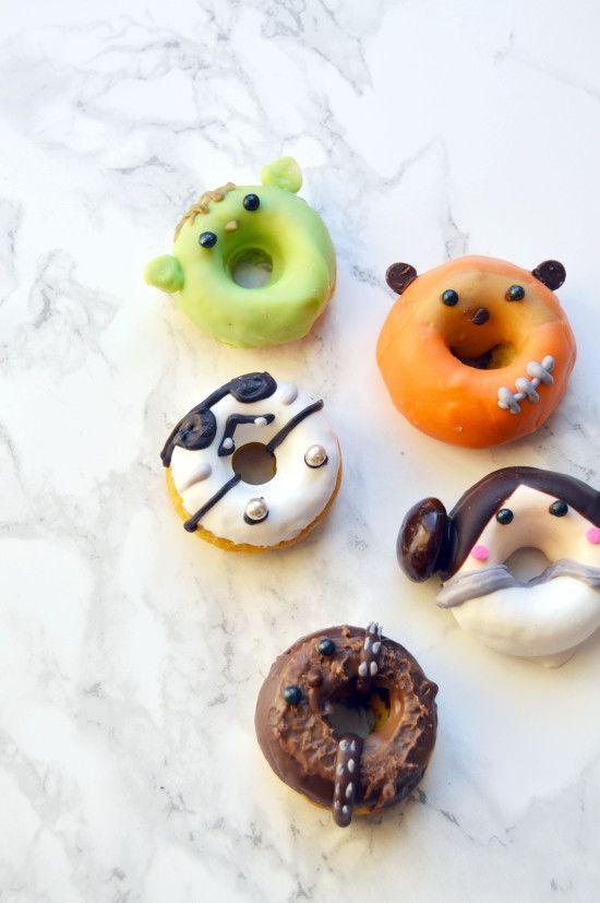 Star Wars Donuts