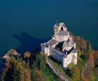Nidzica Castle #castle