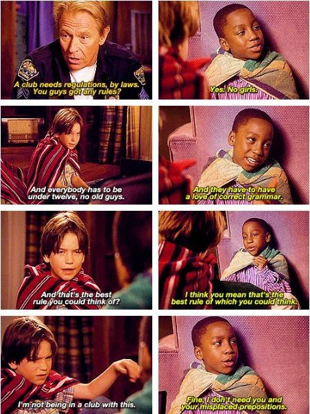 Psych | Young Shawn and Gus