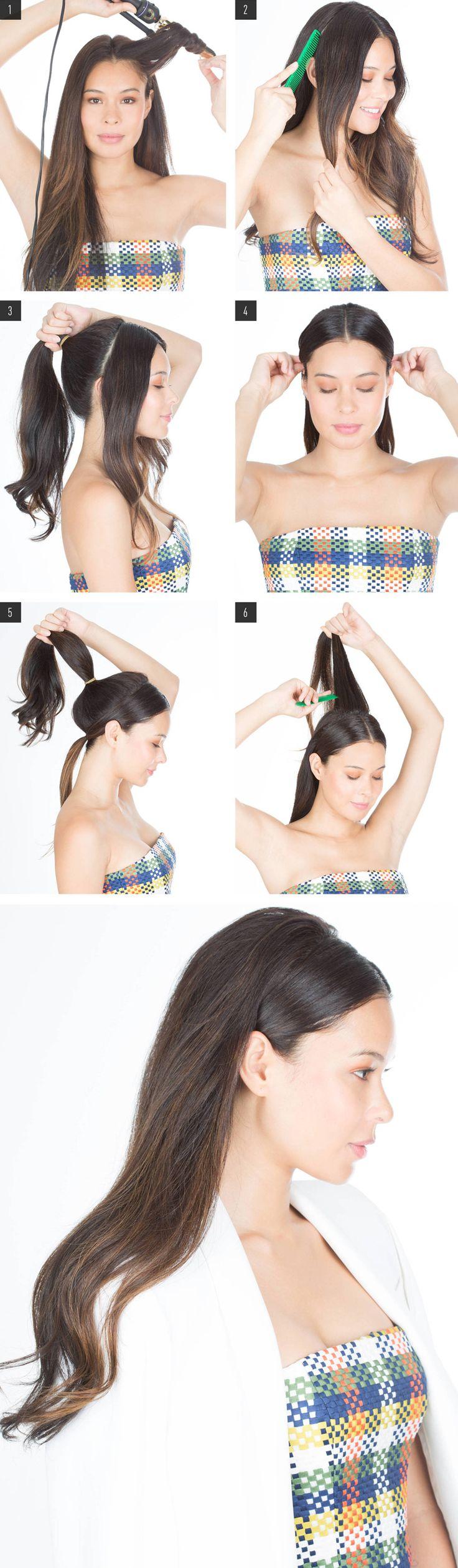 Tutorial capelli anni 60