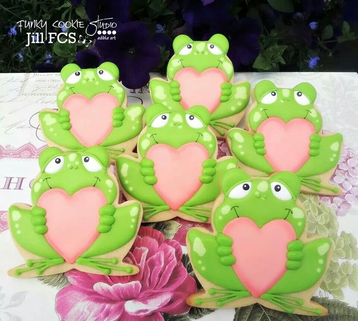 #frog #cookie