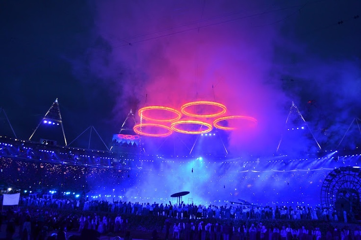 Olympic Games - Be there