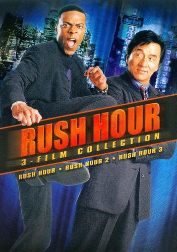 Rush Hour 3 Film Collection [2 Discs] [DVD]
