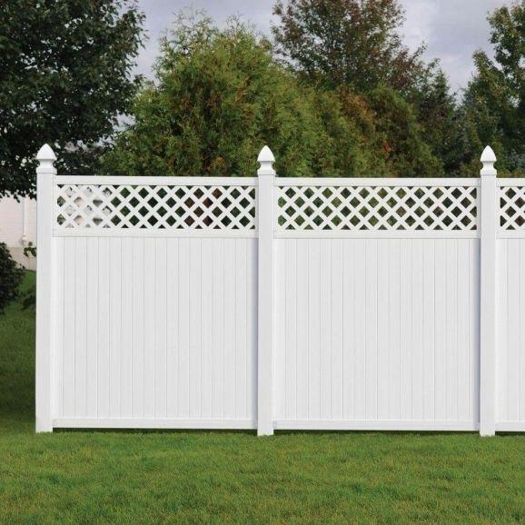 Marvelous Cheap Vinyl Fence Panels Pvc Privacy Fences Installation