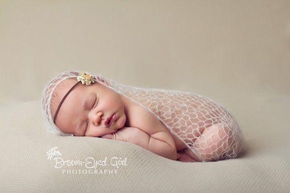 Accessoires au crochet pour photographe de bébé | Sous Une Etoile