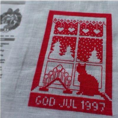 ホイスコーレンス クリスマスカレンダー1997 | ◆◆ チクチクの記録 ◆◆