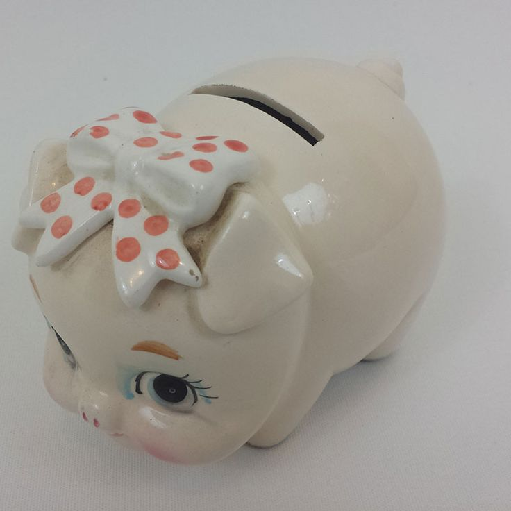 17 Best Images About Piggy Banks Coin Banks On Pinterest