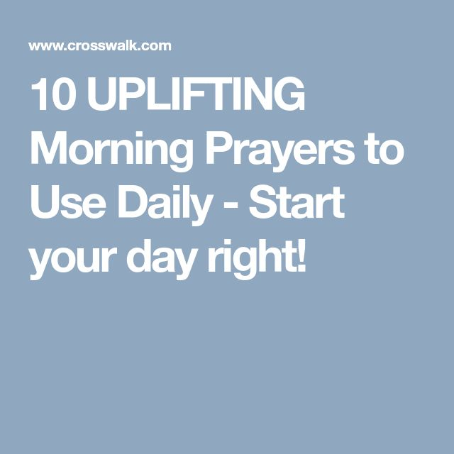 30 Daily Inspirational Quotes To Start Your Day: Best 25+ Morning Prayers Ideas On Pinterest