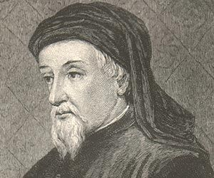 Also known as the Father of English literature, Geoffrey Chaucer was the greatest English poet of the Middle Ages. He was also the first poet to be buried in Poet's Corner of Westminster Abbey. Chaucer was also famous as an author, philosopher, alchemist and astronomer. He also had an active career in the civil service as a bureaucrat, courtier and diplomat.