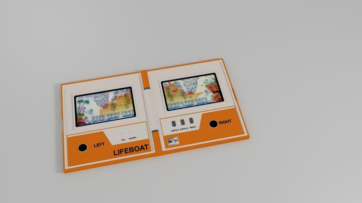 Nintendo Game&Watch Lifeboat