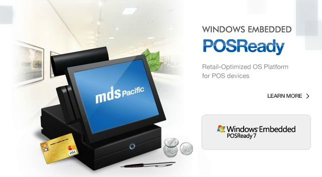 MDS PACIFIC provides Microsoft Windows Embedded OS and leading-edge embedded solutions such as Windows CE based applications, device drivers, flash player, development tools, etc.