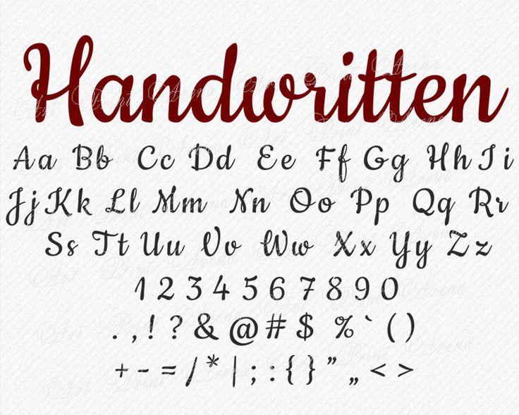 Download Handwritten SVG Font svg Wedding Font SVG Fancy Script ...
