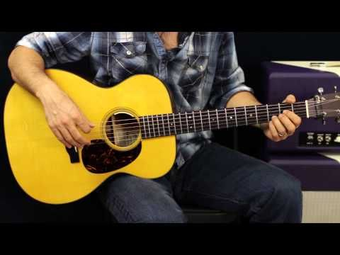 How To Play - Blackberry Smoke - Pretty Little Lie - Acoustic Guitar Lesson - EASY - YouTube