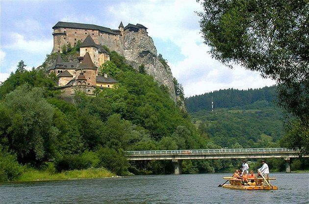 Oravský hrad,Slovakia