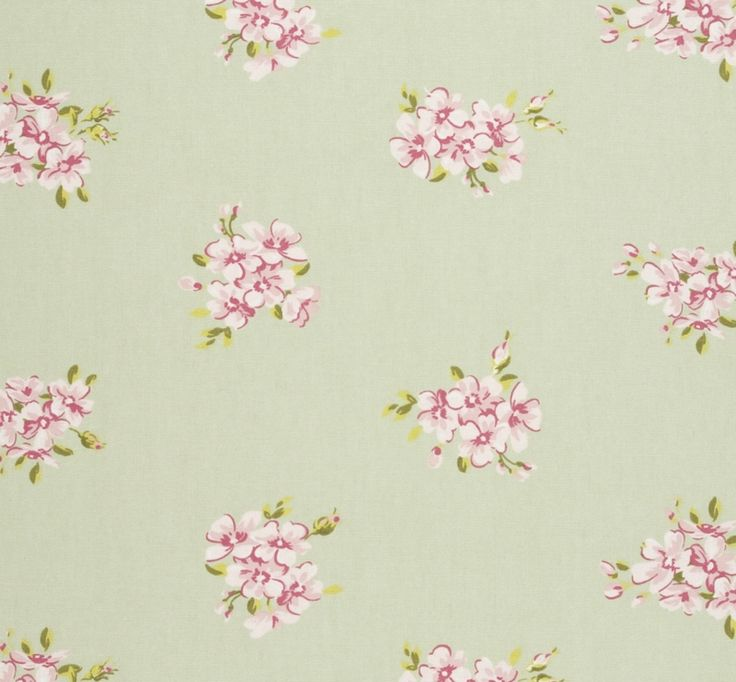 Dotty Brown   Tilly Sage Cotton Fabric   Dotty Brown