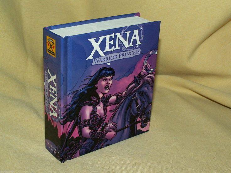 XENA WARRIOR PRINCESS MIGHTY CHRONICLES BOOK 1998 BY JOHN SCHULIAN ROBERT TAPERT