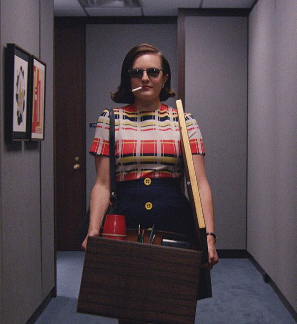 Mad Men - Peggy Olson ICONIC