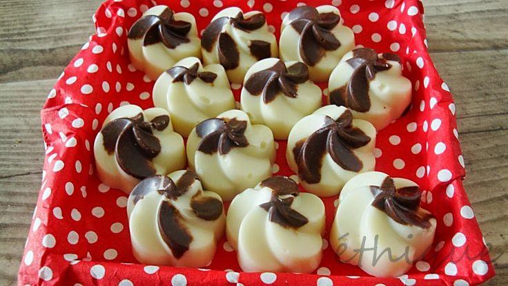 """Ethique: RAW bonbóny z """"bílé čokolády"""""""