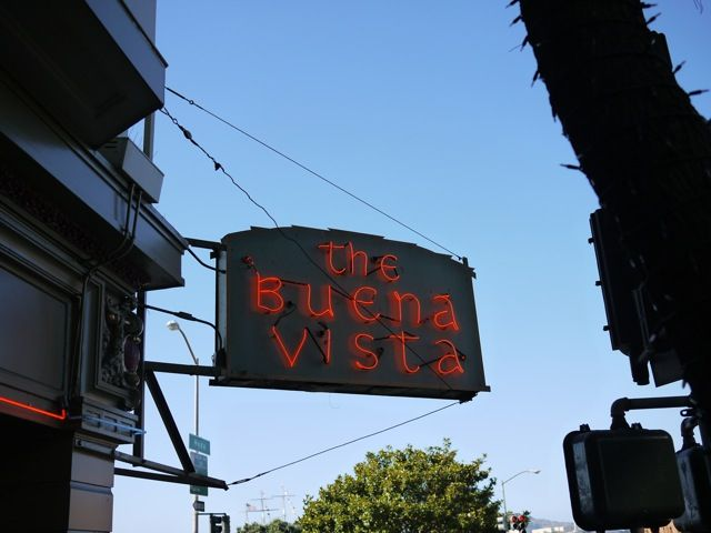 """Where do you think """"Irish Coffee"""" was invented? Dublin, Boston maybe? Nope, this warm and creamy spiked coffee was actually invented back in 1952 at a bar called """"The Buena Vista"""" in San Francisco!"""