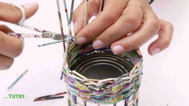 Fonott karkötő és gyűrű_How to weave a bracelet and ring