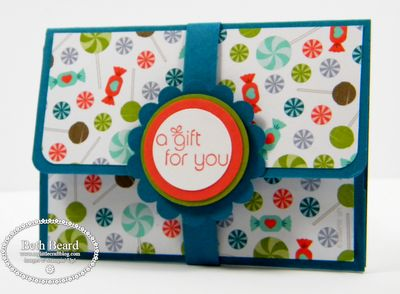love this gift card holder