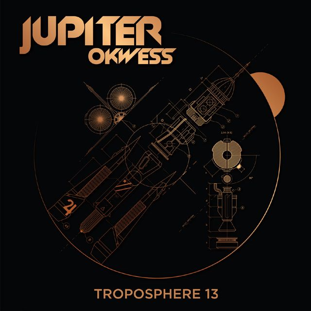 Jupiter Okwess   Troposphere 13 (Kartel)Raucous EP of congolese rhythms and vibrant rock energy, featuring Damon Albarn & Warren Ellis (Bad Seeds, Grinderman). Discovered in 2006 thanks to Jupiter's Dance, a documentary about the new music scene in...